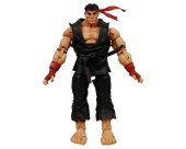 Фигурка NECA Street Fighter IV: Ryu Black