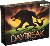 "Настольная игра ""One Night Ultimate Werewolf Daybreak"" англ."