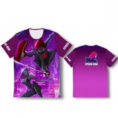 Футболка Spider-Man: Into the Spider-Verse size XXL
