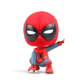 Фигурка Spider man bobble-head: F (на магнитах) 9 cm