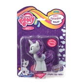 My Little Pony. Пластизоль Рарити со светом и звуком, в блистере Hasbro