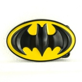 Пряжка BATMAN Logo круглая
