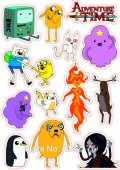 Sticker pack A4 Adventure Time 061
