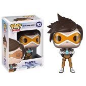 Фигурка Funko POP 92 Overwatch - Tracer 10cm