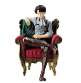 Фигурка Attack on Titan: Levi Ackerman 12cm