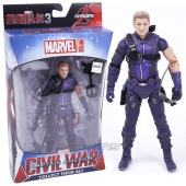 Фигурка Captain America: Civil War - Hawkeye 15cm