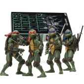 Набор фигурок NECA TMNT: The Figures set