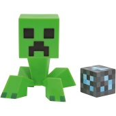 Фигурка Minecraft Diamond Edition Creeper 9cm