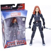 Фигурка Captain America: Civil War - Black Widow 15cm