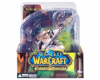 Фигурка World Of WarCraft Series 1: Tuskarr: Tavru Akua (22см)
